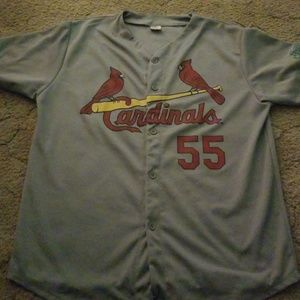Other - Stephen piscotty St.louis cardinals jersey